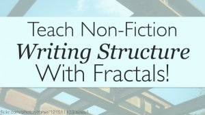 non-fiction-structure