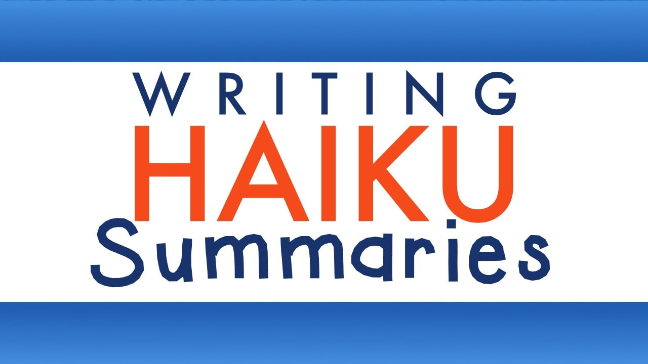 haiku-summaries