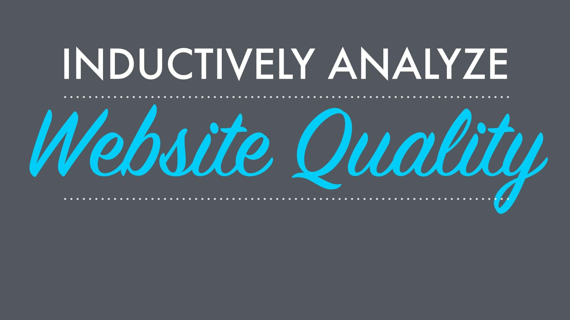website-reliability