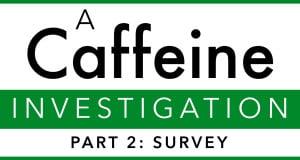 caffeine investigation folio essay